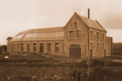 Donegal factory, Killybegs